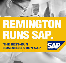 Remington Runs SAP